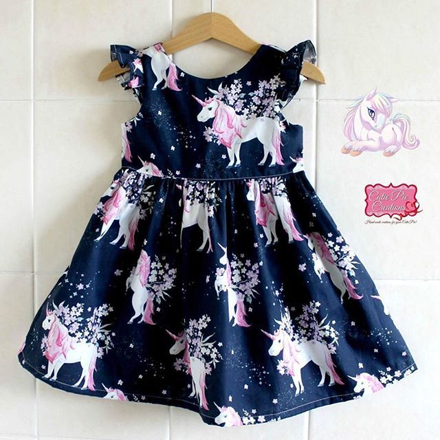 I have just put this VERY popular Navy Unicorn Dress back up for Preorder! But I ONLY HAVE 2 SPOTS available !! Use link in bio to take you to my store . . . .#cutiepiecreations #handmadekids #handmadedress #shophandmadeau #girlb0ss #girlshandmade #unicorn #unicornparty #unicorndress #teapartydress #tadahpatterns #minifashion #boutiqueshopping #childrensboutique #littlegirlsdress #shophandmade #goldcoastfashion #goldcoastkids #goldcoastbusiness #mumsinbusiness #dresshandmade #t...