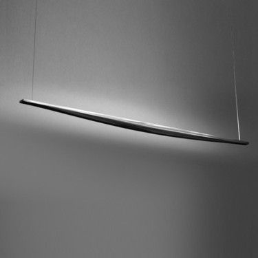 Winona Lighting | Canoe LED pendant. also in a horizontal or vertical wall mounting