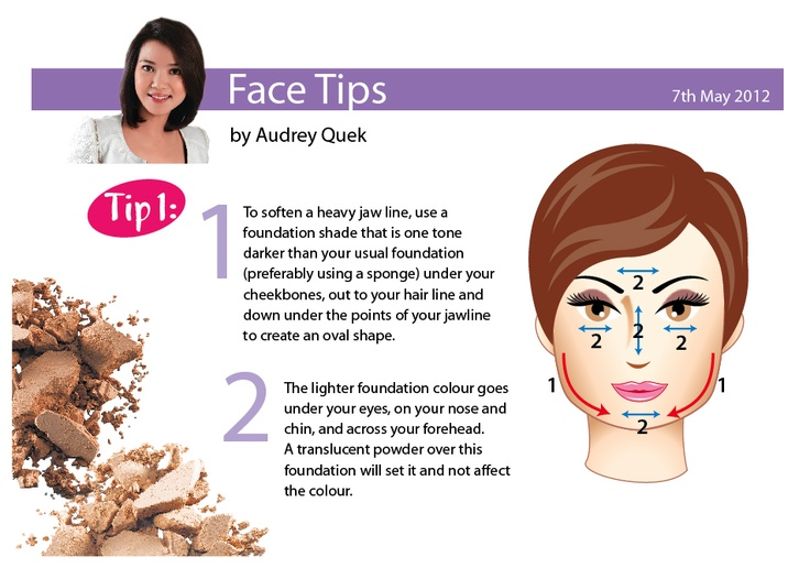 Here's how you can soften heavy jawlines.   #silkygirl