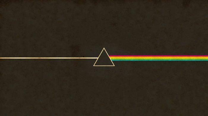 Music Digital Art Pink Floyd Triangle Wallpaper Pink Floyd Wallpaper Iphone Pink Floyd Dark Side Pink Floyd Background