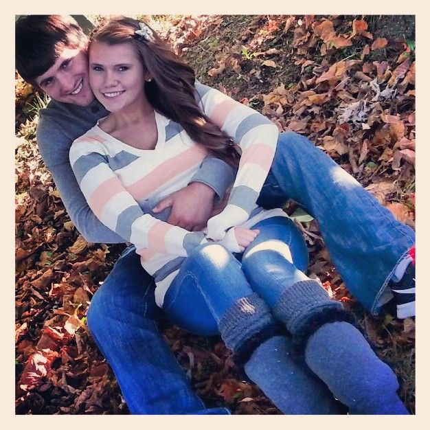 Fall couples pictures