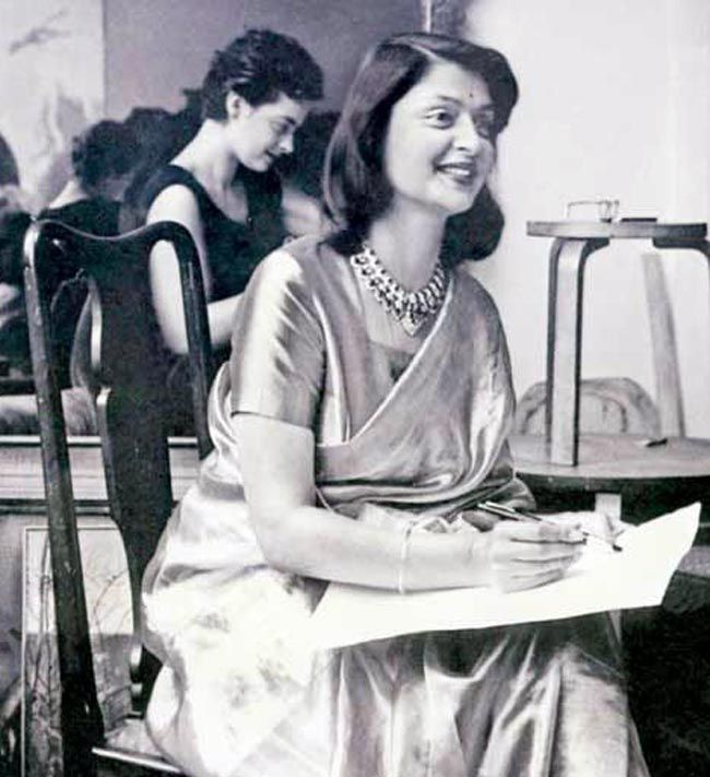 Maharani Gayatri Devi: The golden queen of Jaipur - 1962