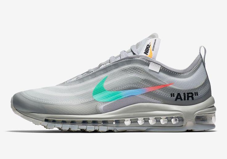 Off White Nike Air Max 97 Menta AJ4585-101   SneakerNews.com ...