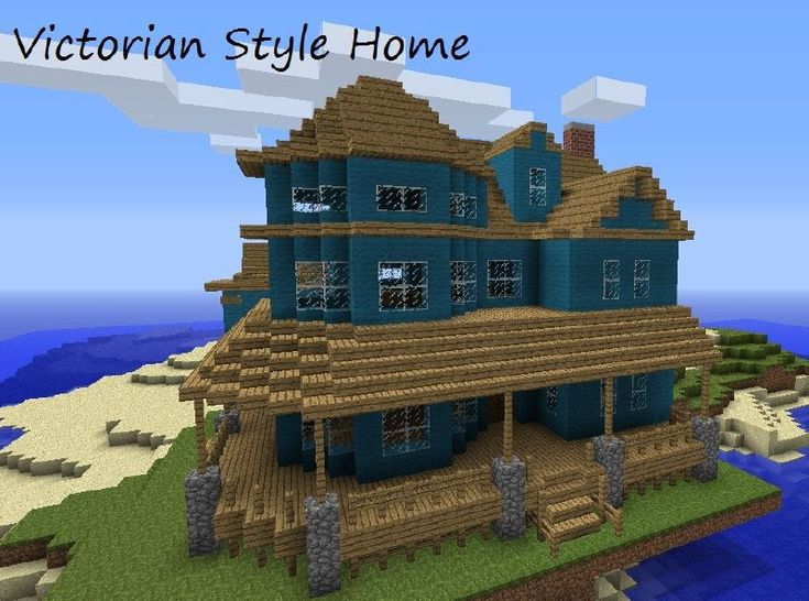 Simple minecraft house ideas 800 594 beckham for Awesome house blueprints