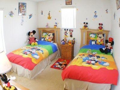 Cómo Decorar la Habitación de los Niños