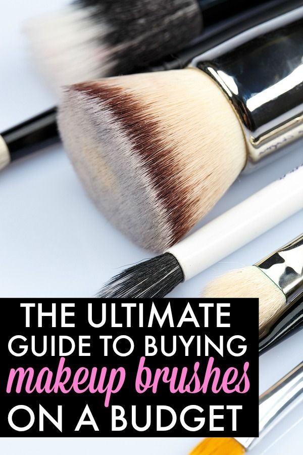 If you want to upgrade your drugstore makeup brushes to a more professional set but don't know where to start, this tutorial will teach you EVERYTHING you need to know about makeup brushes - which makeup brushes you need, what each brush is for, the correct technique for using each brush, how to clean your makeup brushes, the benefits of synthetic brushes versus real hair brushes, what to look for when buying makeup brush sets, what brand will give you the biggest bang for your buck, etc.