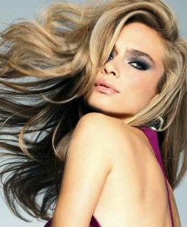Turkish Actress - Müge Boz #Makeup #Hair