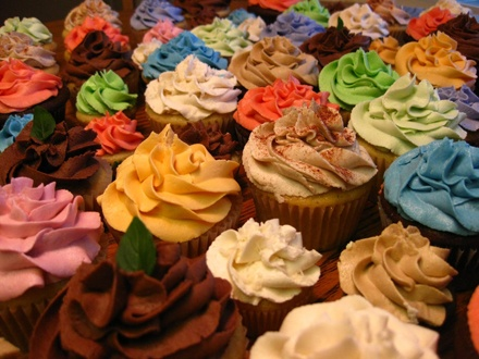 Can't wait to eat some of these vegan cupcakes from Fairy Cakes at the EPIC! Show in July!