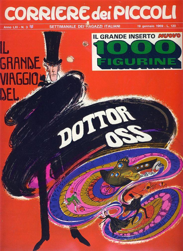 CdP 1969-03 Corrierino e Giornalino: Il grande viaggio