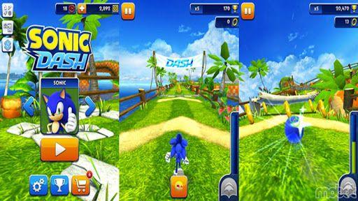 #sonic_dash , #baixar_sonic_dash , #download_sonic_dash Baixar jogo velocidade Sonic Dash : http://sonic-dash.net/