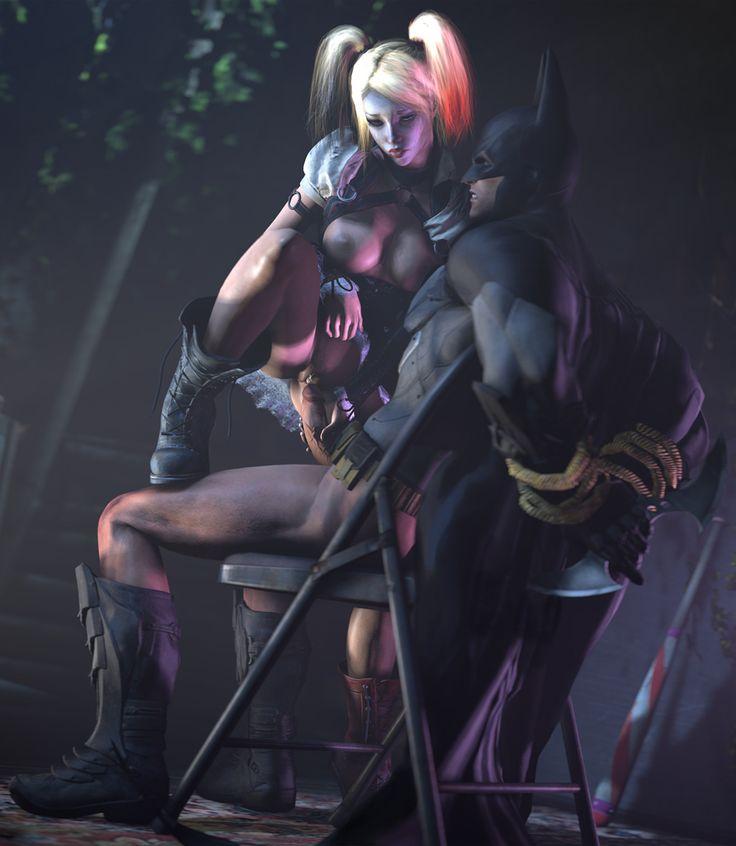 Batman arkham knight porn