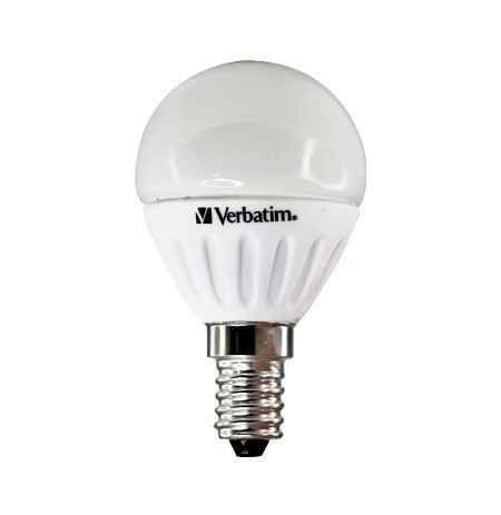 Verbatim LED Mini Classic P45 4W Warm White Small Edison