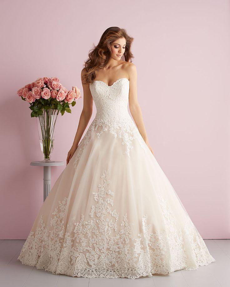 Allure Bridals: Style: 2701, in store Spring 2014, sample size 14-Bridal Boutique, Saint Joseph, Missouri 816-233-6946