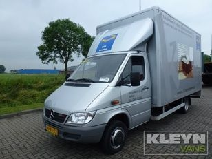 Van MERCEDES-BENZ Closed box SPRINTER 413 CDI #sprintervan #mercedes