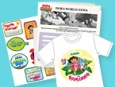 nick jr printables: papercrafts, colouring pages, games & activities, stationery, etc.