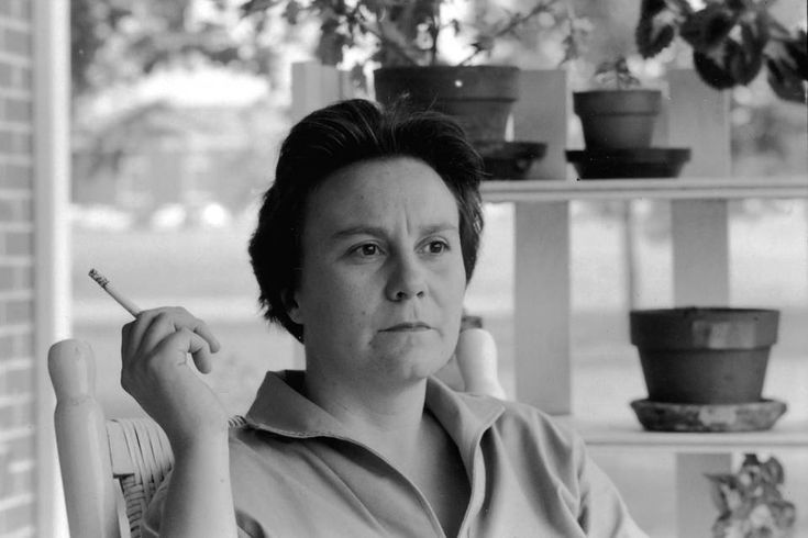"""Here's The First Chapter Of""""Go Set A Watchman"""":Harper Lee smoked a cigarette as she sat on the porch of her parents' home..."""