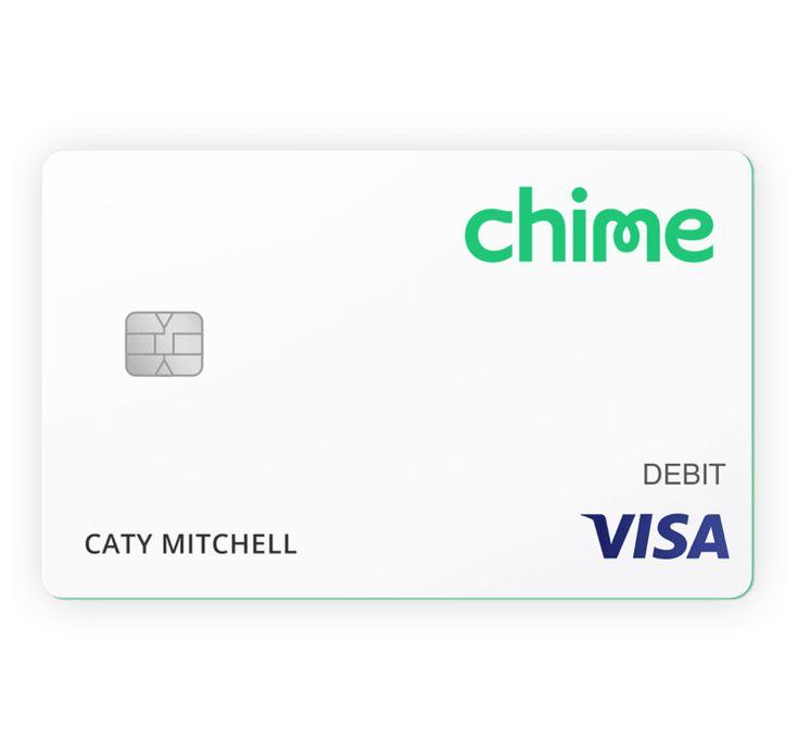 Chime visa debit card visa debit card banking app