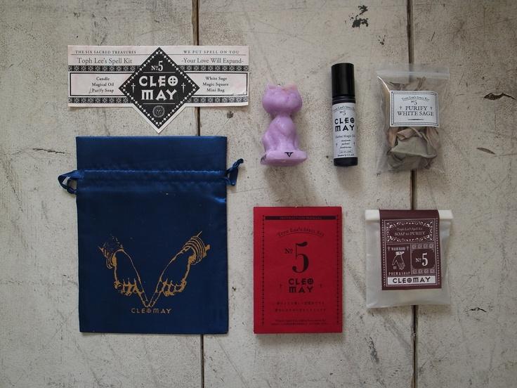 handmade spell kit