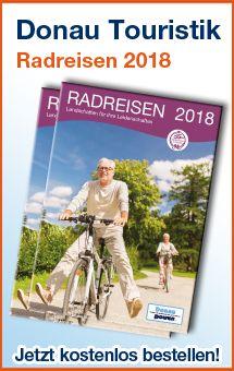 Donaureisen – individuelle Radreisen, Radtouren Donauradweg, Fahrradreisen, Radurlaube und Schiffausflüge – Bernd Czekalla