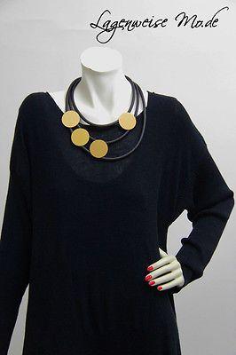Modeschmuck kette schwarz  Die 25+ besten Halskette kautschuk Ideen auf Pinterest | Halskette ...