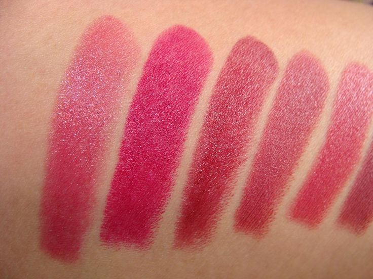 Plum Lipstick Swatches | MAC Plum Lipsticks Swatches | Indian Makeup Blog