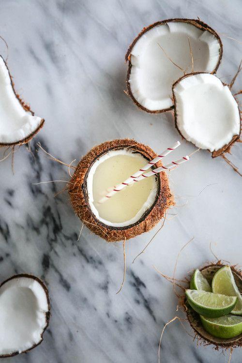 Coconut Daiquiris | Probably This