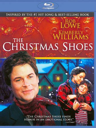 The Christmas Shoes (Blu-ray) New-Sealed Blu-ray