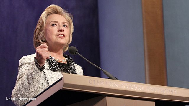 Sources claim Hillary Clinton is planning to use food as a weapon to starve political dissenters into submission