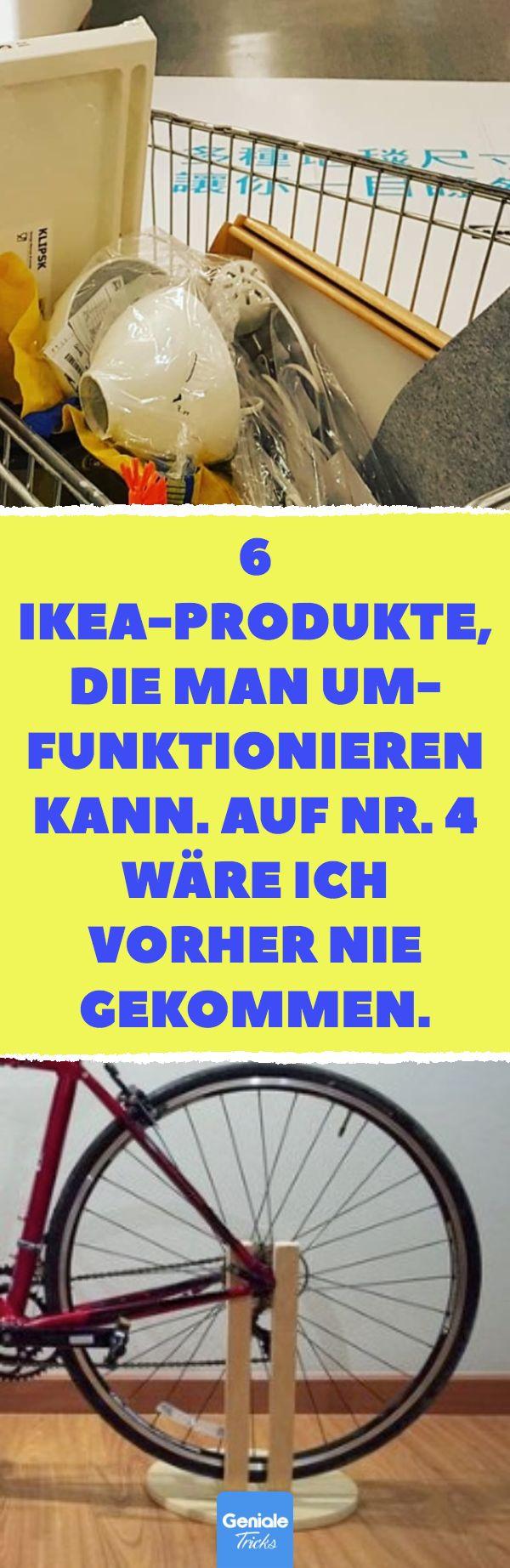6 Ikea-Produkte, die man umfunktionieren kann. Auf…