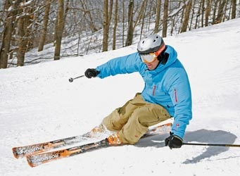 Crystal Mountain Ski Resort, Thompsonville. Still need to try out some skiing in MI.  #PureMichigan
