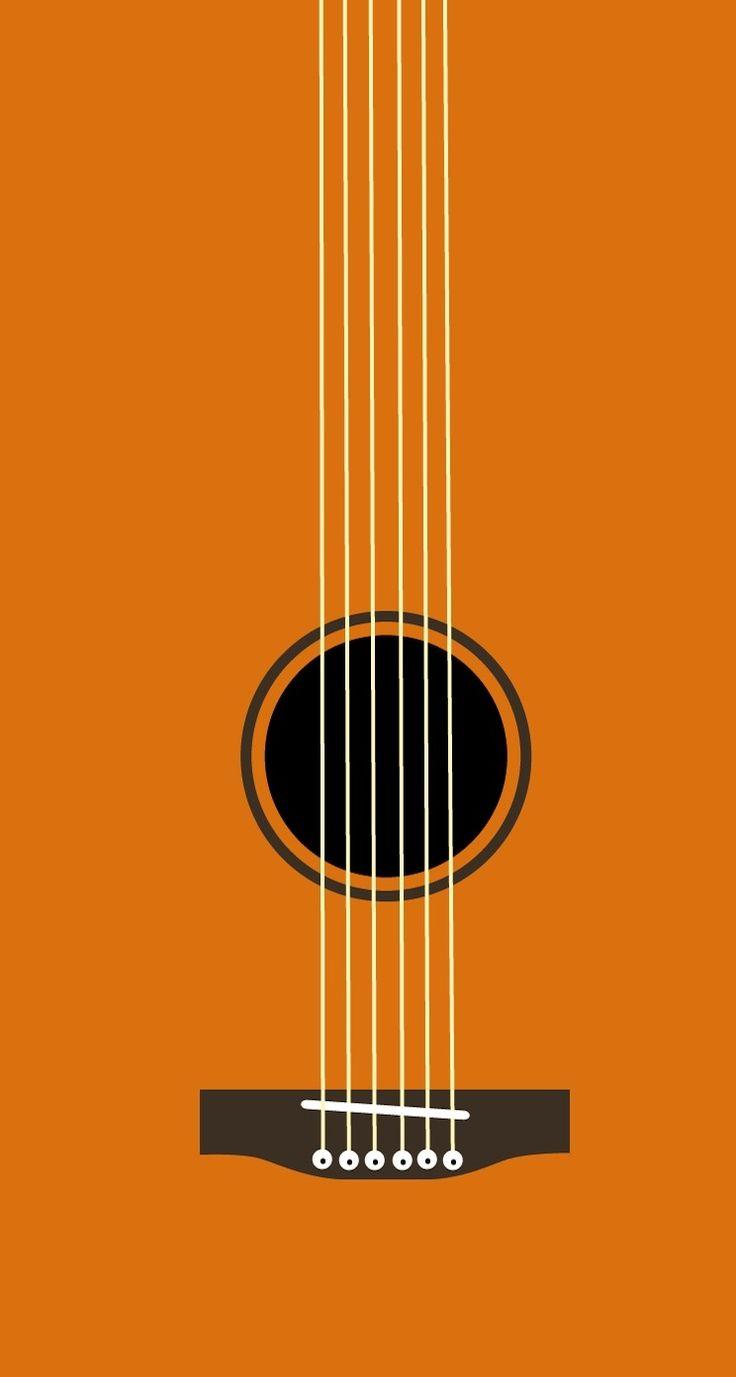Guitar Strings - iPhone wallpaper - @mobile9