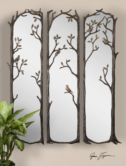 This mirror would look awesome in my bedroom.