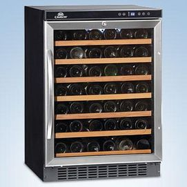 Frigidaire® 4.4 cu. Ft. 38 Bottle Wine Cooler - Stainless Steel   Sears Canada