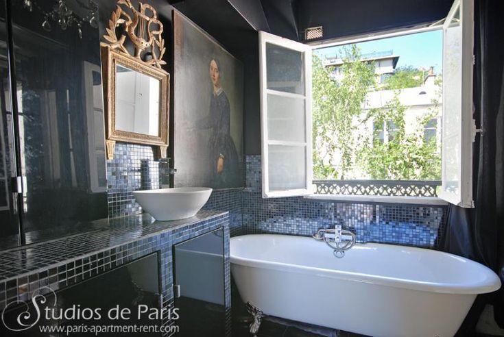 one-bedroom apartment for rent in Paris, Sous le ciel de Paris