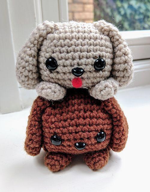 Gratis Haakpatroon Hondje Diy Tutorials Crochet Amigurumi