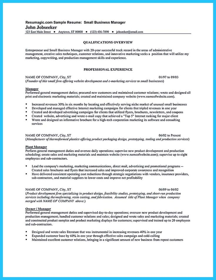 cool The Most Excellent Business Management Resume Ever, Check - metlife financial services representative sample resume
