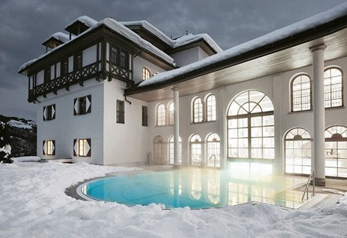Grand SPA Resort A-ROSA Kitzbühel is not a fantastic Tirolean castle but it a new Kitzbühel highlight that will gain your attention with its luxurious atmosphere and perfect location