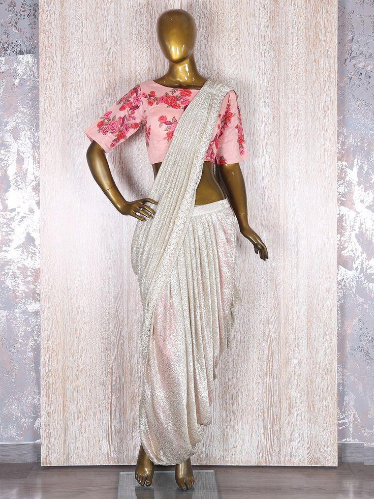 Grey Indo Western Style Ready To Wear Saree. ⚫️ View more collection at www.g3fashion.com ⚫️For price or detail do whatsApp +91-9913433322 #g3fashion  #readytowearsaree #indowestern  #designerwear #indianwear #saree #readytowearsaree #delhi #doha #qatar #america #newjersey #newyork #la #toronto #usa #dazzleandravish #bearavishingdiva #greenandgold #readytowearsaree #easyfusionwear #sareewithatwist #drapesandsequins #mostwantedwear