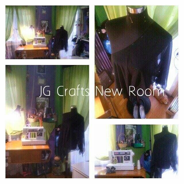 JG Crafts: New space- Jg Crafts- Raft.O