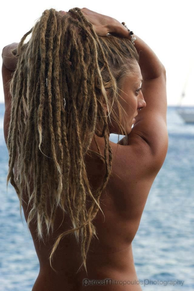 Dreadlocks Dreads Hairstyles #dreadstop :: Shop Natural Hair Accessories at DreadStop.Com