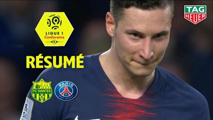 Assistir Aos Gols E Melhores Momentos De Nantes 3 X 1 PSG