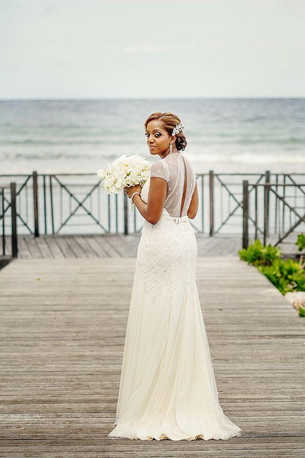A Chic Caribbean Destination Wedding In Jamaica