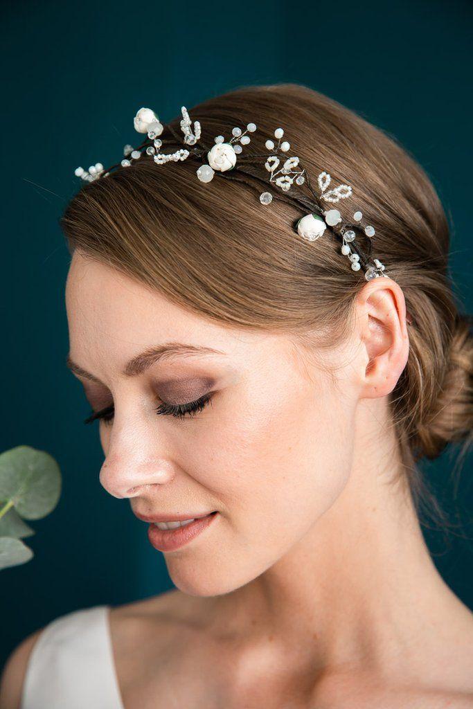 Pin auf Brautschmuck, Braut Haarschmuck und