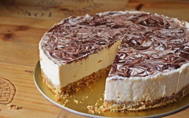 Non-bake Amarula cheesecake. Apparently foolproof, recipe here: smittenglutton.wordpress.com
