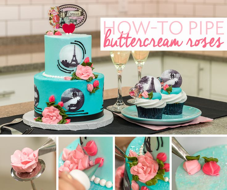 100+ [ Learn How To Decorate Cakes ] Cherry Blossom Cake ...