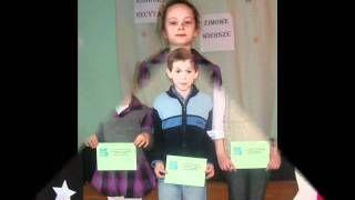 Powiatowy Konkurs Recytatorski w Szamotułach otematyce zimowej - 12.01.2010 Rok szkolny 2009/10