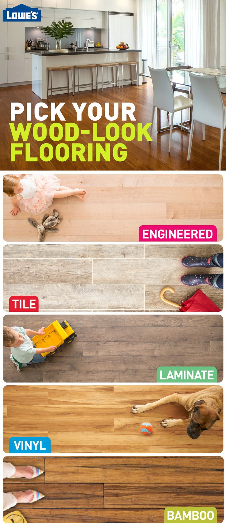 150 best prepare to be floored images on pinterest flooring replacing your flooring for a fresh wood look option can be affordable and easy dailygadgetfo Images