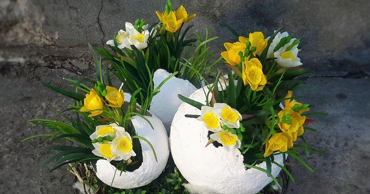 Весна, настроение пробуждения! В преддверии Пасхи предлагаем мастер-класс по изготовлению скорлупы яйца из штукатурки. Из такого яйца могут 'произрастать' весенние цветы, это может стать хорошим подарком на Пасху или украшением интерьера, создавая весеннее позитивное настроение. Материалы и инструменты: штукатурка гипсовая (для стен и потолков, рабочий слой 20-50 мм) или гипсовые бинты; марля,…