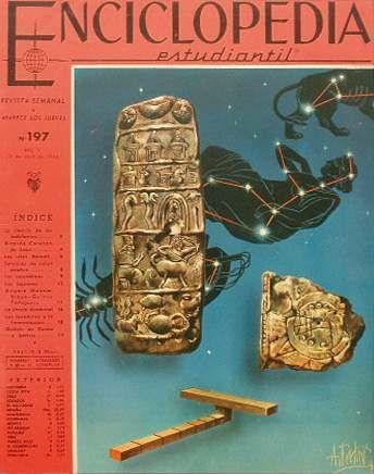 enciclopedia estudiantil - nº 197 - 1964 - codex