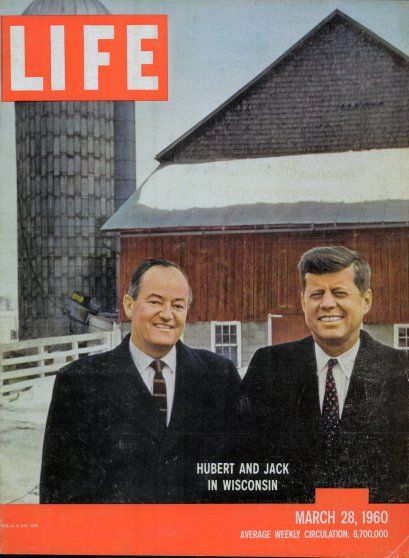 LIFE Magazine JFK Cover